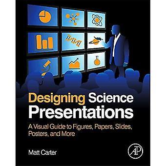 Gestaltung von Wissenschaft Präsentationen