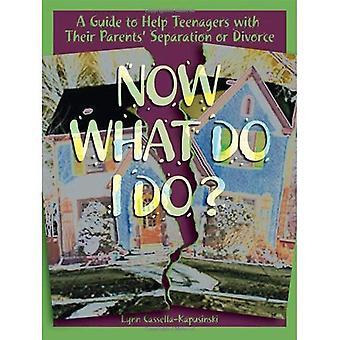 Ora cosa devo fare?: una guida per aiutare gli adolescenti con la separazione o il divorzio dei genitori