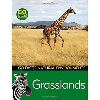 Graslanden (feiten gaan: natuurlijke omgevingen)