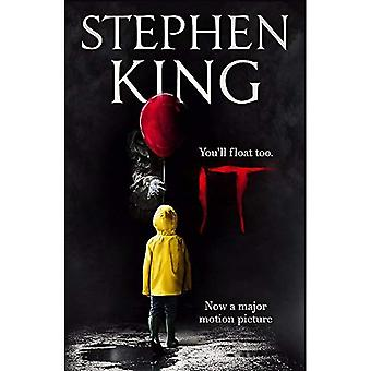 Es: Film Tie-in Ausgabe von Stephen King ist es