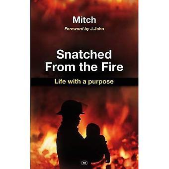 Das Feuer entrissen: Leben mit einem Zweck