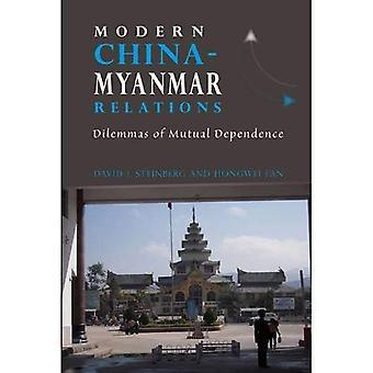 Modern China-Myanmar Relations