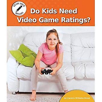 Moeten kinderen Video Game Ratings? (Vorm uw mening)