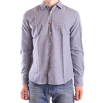 Altea Ezbc048063 Men's Blue Cotton Shirt