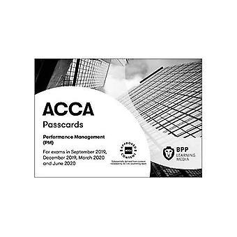 Gestion du rendement ACCA: cartes