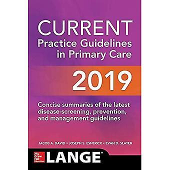 NUVARANDE riktlinjer för praxis i primär hand 2019