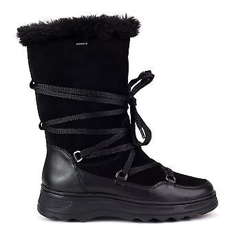 Geox Hosmos Abx D84AUB02285C9999 universele winter vrouwen schoenen