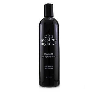 John Masters Organics Shampoo For Normal Hair With Lavender & Rosemary - 473ml/16oz