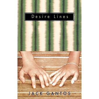 Desire Lines by Jack Gantos - 9780374417031 Book