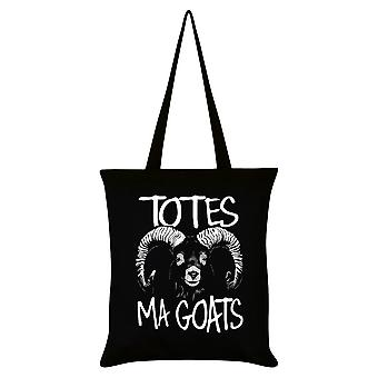 Grindstore Totes Ma Goats Tote Bag