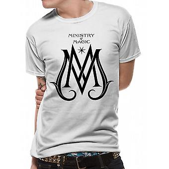 Crimes Of Grindelwald Unisex Adults Ministry Of Magic Logo Design T-Shirt