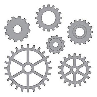 Spellbinders Die D-Lites Gears (S2-292)