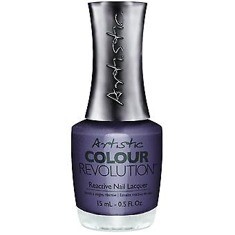 Artistic Colour Revolution Cyber Punk 2017 Nail Polish Collection - Beam Me Up (2300147) 15ml