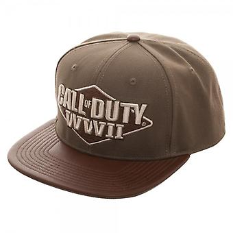 Baseball Cap Call of Duty World War II 3D Embroidered sb5wpkcdw