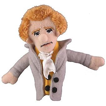 Finger Puppet - UPG - Jefferson Soft Doll Toys Gifts Licensed New 0521