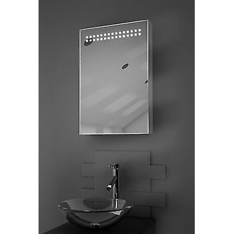 Audio kylpyhuone kaappi Bluetoothin avulla, parranajokone Socket & anturi k255Aud