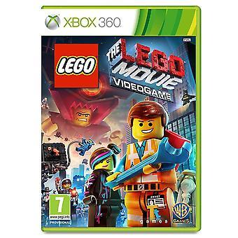 El juego de Video Lego película videojuego Xbox 360