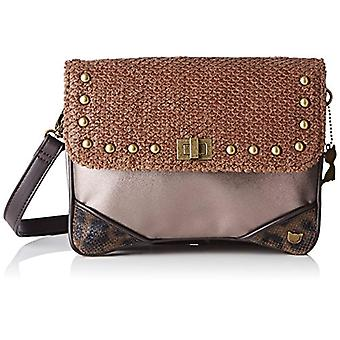 Lollipops 22246 Brown Women's Shoulder Bag (Brown) Single Size