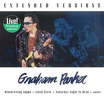 Graham Parker - Extended Versions [CD] USA import