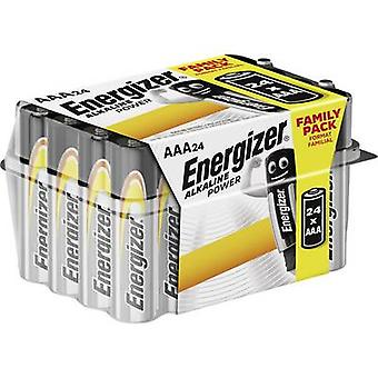 Energizer Power LR03 AAA batteri Alkali-mangan 1,5 V 24 pc(er)