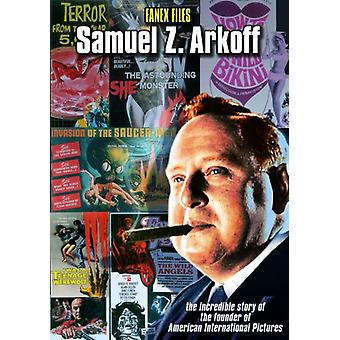 Fanex Files-Arkoff: The Incredible Story of the Fo [DVD] USA import