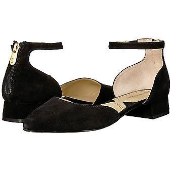 ADRIENNE VITTADINI Schuhe Frauen's Soto 2-teilige Low Heel Pumpe D'Orsay, Schwarz...