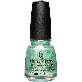 China Glaze Seas And Greetings Holiday Nail Polish Collection 2016 - Twinkle Twinkle Little Starfish 14ml (83783)