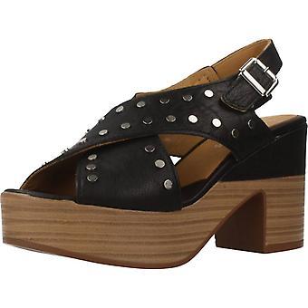 Alpe Sandals 4207 15 kleur zwart