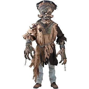 Creepy Monster Adult Costume