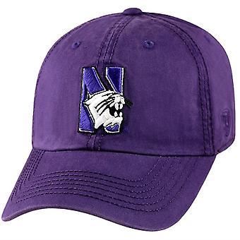 Northwestern Wildcats NCAA TOW Crew Adjustable Hat