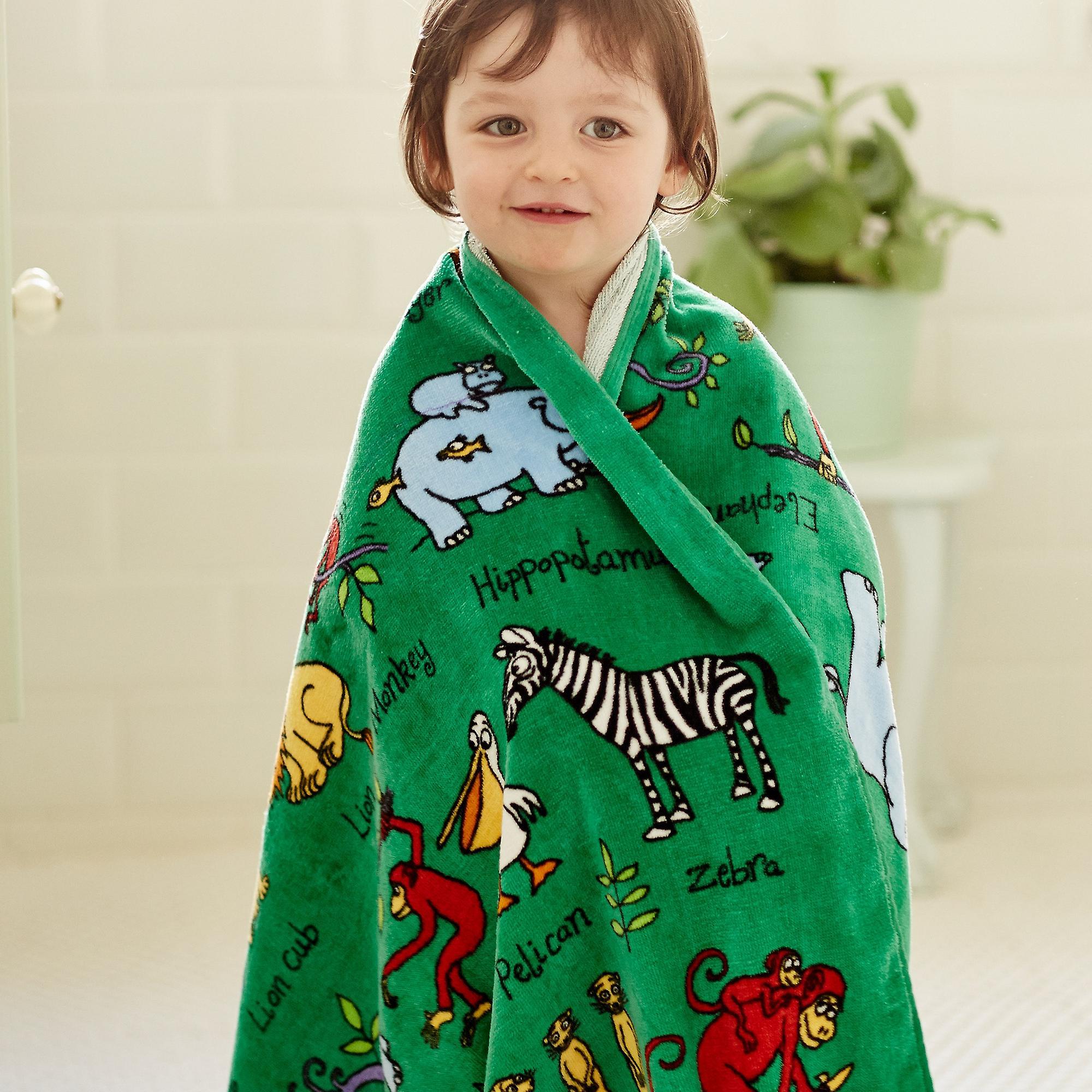 Tyrrell Katz Jungle Towel