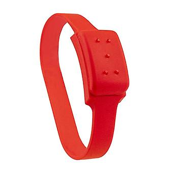 Citronella, Bracelet against Mosquitoes - Red