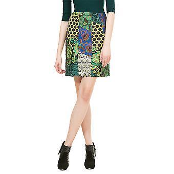 DESIGUAL γυναίκες ' s συνονθύλευμα Alma φούστα