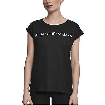 Merchcode Shirt - FRIENDS black
