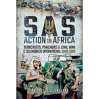 SAS Action in Africa by Michael Graham