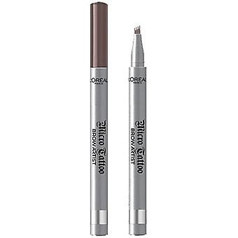 L'Oreal Paris Make Up Sourcil Profiler Brow Artist Micro Tattoo 107 Light