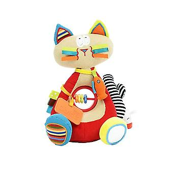 Dolce Toys Cuddle Siamese Cat