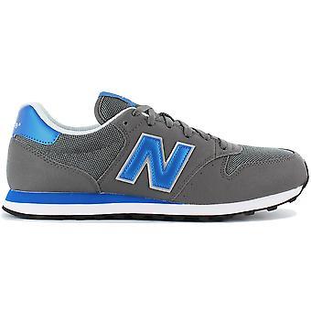 New Balance Classics GM500KSR Herren Schuhe Grau Sneaker Sportschuhe