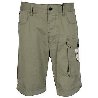 G-Star Tendric Dc Loose Fit Khaki Shorts