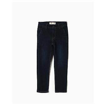 Zippy Chino Pants Denim Style