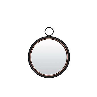 Light & Living Mirror 40cm Ideal Tin Copper