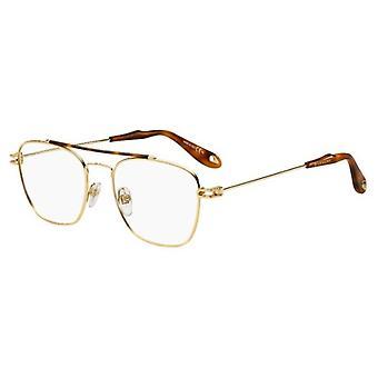 Givenchy GV0053 J5G Gold Glasses