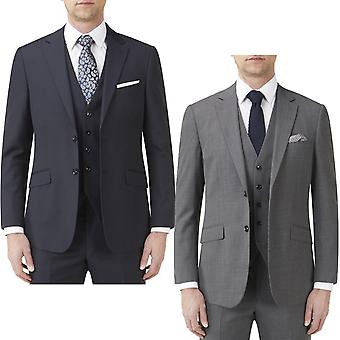 Skopes Mens Farnham Big Tall Tailored Fit Single Breasted Suit Jacket