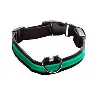 Eyenimal Luminescent Green Collar (Dogs , Collars, Leads and Harnesses , Collars)