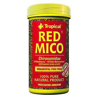Tropical Redmico 100 Ml (Fish , Food , Warm Water)