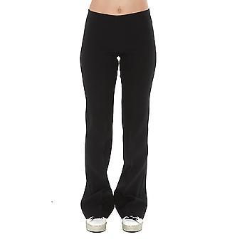 P.a.r.o.s.h. D230382013 Women's Black Cotton Pants