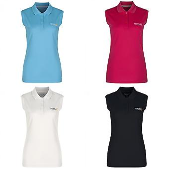 Regatta Great Outdoors Womens/Ladies Tima Sleeveless Polo Vest
