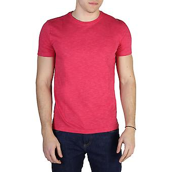 Tommy Hilfiger Original Men Printemps/Été T-shirt - Couleur Rouge 40679