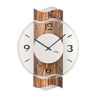 Wall clock AMS - 9622
