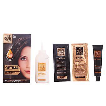 Llongueras Optima cabelo cor #3-escuro marrom Unisex